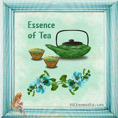#Essence of #Tea - Promoting #vegan #nutrition
