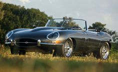 1966 Jaguar E-Type Series I Roadster