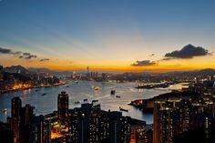 Hongkong, wauw!