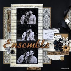 Return of crop and a page . Album Photo Scrapbooking, Scrapbook Albums, Scrapbooking Layouts, Scrapbook Paper, Heritage Scrapbook Pages, Wedding Scrapbook Pages, Tip Top, Scrapbook Layout Sketches, Scrapbook Designs