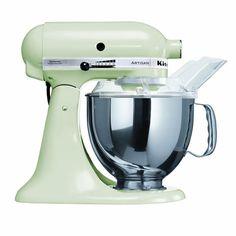 KitchenAid Artisian Mixer in Pistachio. I need a KitchenAid mixer.