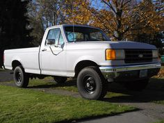 1987 Ford F-150 Review - http://whatmycarworth.com/1987-ford-f-150-review/