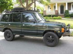 95 Range Rover Lwb Mine Looks Just Like This With Out The Roof Rack And Rovertyme Front Rear Rock Pers Very Nice Truck I Love It