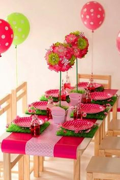 40 Beauty Romantic Valentines Party Decor Ideas - Page 9 of 40 Fairy Birthday Party, First Birthday Parties, Birthday Party Themes, Birthday Cakes, Birthday Ideas, Birthday Table, 80th Birthday, Girl Birthday, Valentinstag Party