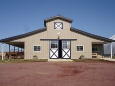 pictures of horse barns | ... small barns - Please? :-) in General Discussion (Horse Related) Forum