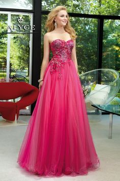 Alyce Paris Collection New for Spring 2013 Long Prom Dresses!