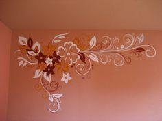 Obývačka v Čáčove | Maľovaný svet