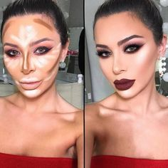 Makeup full face ‪Dark or light makeup? Full face makeup transformation by gorgeous Vanity Mak. ‪Dark or light makeup? Full face makeup transformation by gorgeous Vanity Make ✨ wearing hidrocor ocre contact lens Highlighter Makeup, Contour Makeup, Skin Makeup, Beauty Makeup, Eyeshadow Makeup, Makeup Brush, Chanel Beauty, Glamour Beauty, Makeup Remover