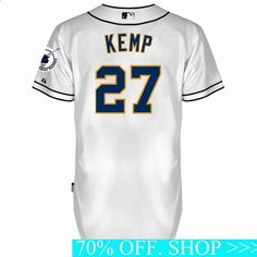Turn dreams into reality while expressing ultimate fan loyalty today with this Made for the passionate fan looking for a jersey that combines authentic team detailing with everyday style.Check out the rest of our NFL Football gear for the whole family. Matt Kemp, Mens Digital Watches, Football Gear, San Diego Padres, Nfl Jerseys, Beauty Women, Mens Fashion, Sports, Shopping