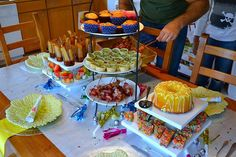"""Photo 7 of 15: New Year's Day Family Brunch / New Year's """"Toast In The New Year Brunch"""" 