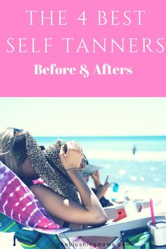 Self tanner face off! On this blog post the ladies from PNWLITTLES review and demo 4 different tanners. They show the before and after each application of the tanning lotions and products! This is great before and after of the best self tanners out there because they tried tested then out for us & took pictures ! #selftanners #bbloggers