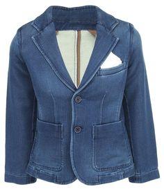 United Colors Of Benetton Blue Denim Jacket
