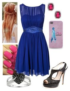 """""""Disney - Anna"""" by briony-jae ❤ liked on Polyvore"""