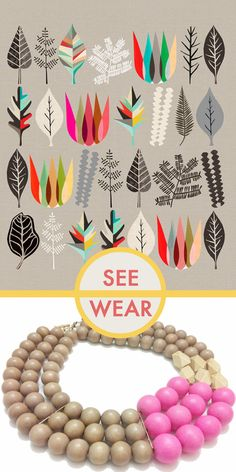 See / Wear Featuring Inaluxe and Handmade Baubles from Irene Wood