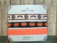 Free Bird Who Dey Head Bands