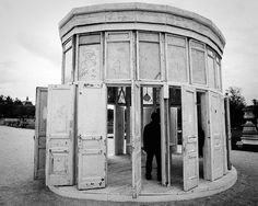 House of Many Doors by Yann Le Biannic, via Flickr