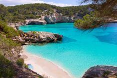 Calla Macarelleta auf Menorca http://www.urlaubsrabauken.de/reisetipps/top-10-straende-europas/