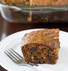Warm and fragrant spices are paired with chewy raisins in my grandma's old-fashioned Boiled Spice Cake recipe.