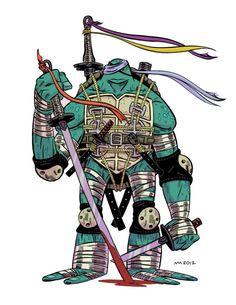 Comics Illustrator of the Week: Andrew MacLean | ILLUSTRATION AGE