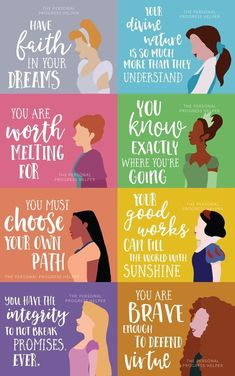 Cute Disney Quotes, Disney Princess Quotes, Disney Princess Drawings, Disney Princess Pictures, Disney Pictures, Disney Drawings, Cute Quotes, List Of Disney Princesses, Princess Sayings