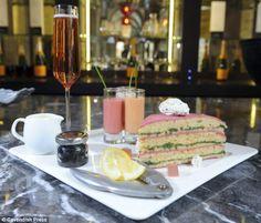 Most Expensive Dom Perignon | ... Paradise Lobster, Russian Beluga Caviar, and Dom Perignon champagne