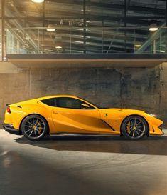 2019 Novitec Ferrari 812 Superfast - The MAN cars, cars and more cars. Maserati, Lamborghini, Ferrari F40, Bugatti, New Sports Cars, Exotic Sports Cars, Sport Cars, Exotic Cars, Porsche