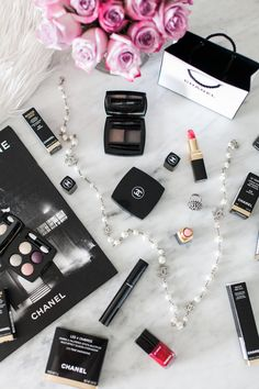 Chanel Beauty Post