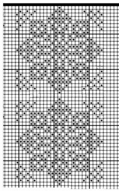 @nika Knitting Machine Patterns, Knitting Charts, Crochet Patterns, Celtic Cross Stitch, Counted Cross Stitch Patterns, Filet Crochet Charts, Crochet Diagram, Crochet Phone Cases, Crochet Mobile