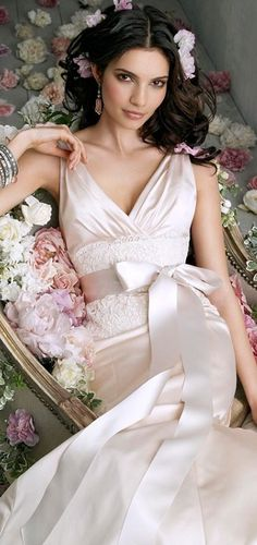 I think if you dyed this a different color it would look less bridal and make it more versatile