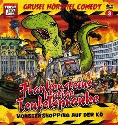 Trashothek – Frankensteins blutige Teufelspranke (Episode 3)  5/5 Sterne
