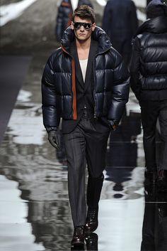 Louis Vuitton Men's RTW Fall 2013 -