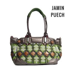 Bolsa #JaminPuech bordada super chique ✨😍✨ #NewIn #ShopOnline #ShopNow…