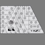 Creative Grids Lazy Angle Ruler [0Notions-CreativeGrids-LA] - $17.56 : Pink Chalk Fabrics is your online source for modern quilting cottons and sewing patterns., Cloth, Pattern + Tool for Modern Sewists