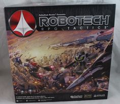 Palladium Robotech RPG Tactics Starter Board Game for sale online Models For Sale, Selling On Ebay, Board Games, Maine, Presents, Books, Movie Posters, Rpg, Gifts