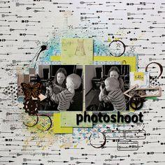 Photoshoot by Riikka Kovasin for CSI 117