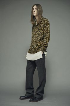 Marc Jacobs Menswear Fall Winter 2015 Milan