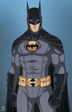 Batman (Earth-27) - Circa 2005-2006 by Roysovitch