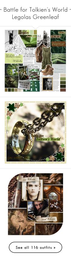 """""""~ Battle for Tolkien's World ~ Legolas Greenleaf"""" by fangirl-forever-1 ❤ liked on Polyvore featuring Dirty Pretty Things, Barbour, H&M, art, legolas, lord of the rings, the hobbit, hobbit/lotr, tolkien and lotr"""