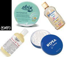 Sabrina, Marina e Thais falam sobre 10 produtos para pele seca! no Coisas de Diva, seu blog de maquiagem, beleza e moda de Curitiba.