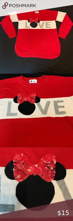Girl/'s Boy/'s Tapas Minnie Mickey Mouse Oficial Disney BNWT