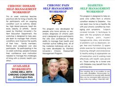 Living with Chronic Conditions Free classes Brochure page 2
