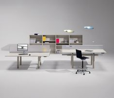 ISATELLITI - Designer Desks from UniFor ✓ all information ✓ high-resolution images ✓ CADs ✓ catalogues ✓ contact information ✓ find. Lift Table, Table Desk, Metal Drawers, Metal Structure, Office Desk, Office Chairs, Filing Cabinet, Furniture Design, Contemporary