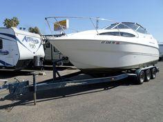 Boat for sale: 2001 Bayliner 2355 Ciera Sunbridge in Lodi Stockton CA Bayliner Boats, Used Boats, Boat Stuff, Boats For Sale, Motorhome, Building, Travel, Tools, Viajes
