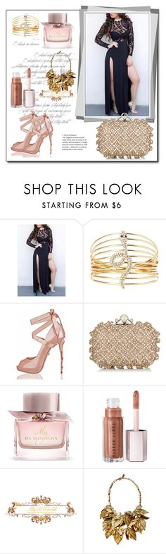 """""""MyWorld 16"""" by azra-90 ❤ liked on Polyvore featuring Charlotte Russe, Jimmy Choo, Burberry and Etro"""