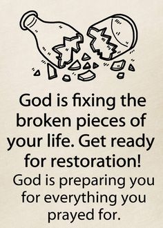 I will restore more prayers as many as i can. Devotional Quotes, Bible Verses Quotes, Encouragement Quotes, Faith Quotes, Scriptures, Christian Messages, Christian Quotes, Christian Life, Prayer Signs