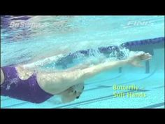 Perfect Butterfly Advice - www.simplyswim.com - YouTube