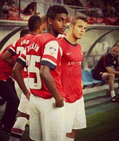 Zelalem & Wilshere Asia Tour 2013.