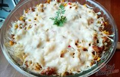 Slovak Recipes, European Cuisine, Mashed Potatoes, Chicken Recipes, Food And Drink, Menu, Cooking, Ethnic Recipes, Desserts