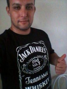 ;)  Camiseta Jack Daniel's