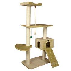 Armarkat Cat Tree Model A5801, Beige $79